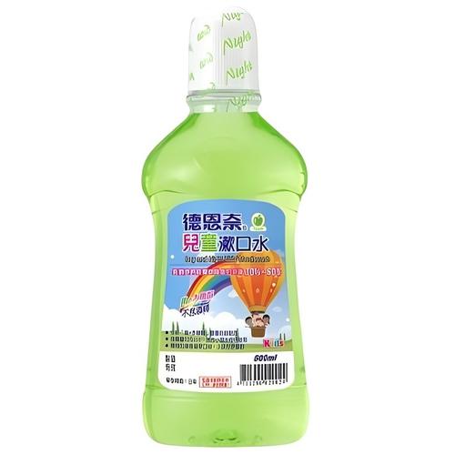 德恩奈 兒童漱口水(500ml/瓶)