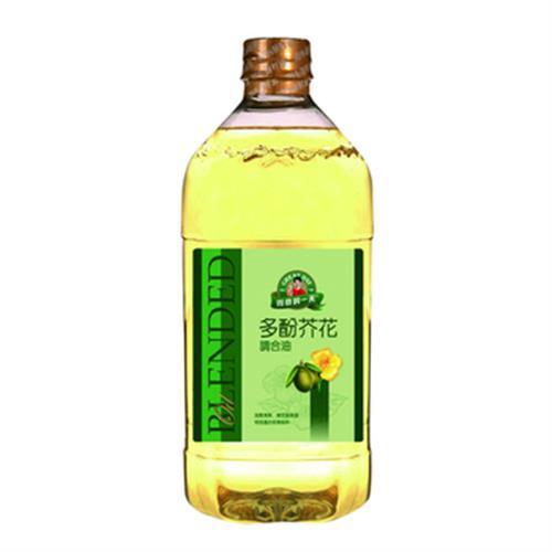 得意的一天 多酚芥花調合油(2L/瓶)