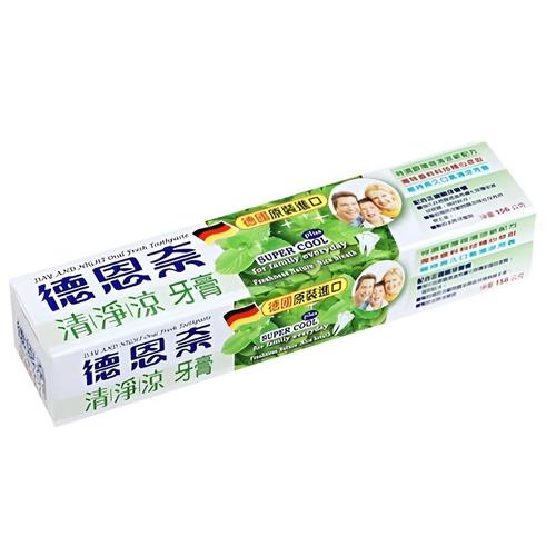 德恩奈 清淨牙膏(156g/條)