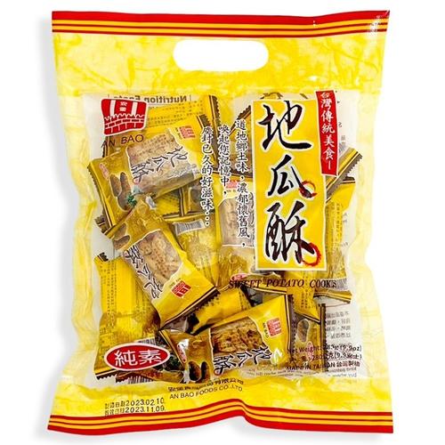 安堡 地瓜酥(400g/包)