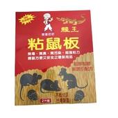 《鱷王》環保粘鼠板(大)2片裝/盒