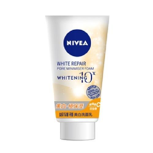 《妮維雅》美白洗面乳(100g/條)