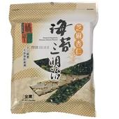 《橘平屋》海苔三明治(芝麻杏仁夾心)(50g/包)