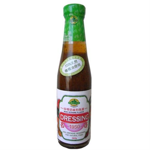 味榮 活力元氣 味噌胡麻和風醬(265g/瓶)