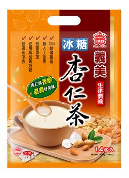 義美 冰糖杏仁茶(30g*14包/袋)