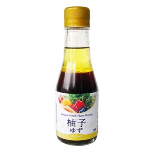 味榮 日式柚子和風醬(165g/瓶)