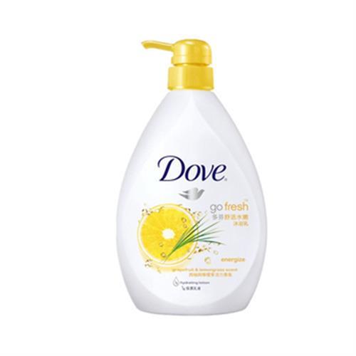 Dove多芬 舒活水嫩沐浴乳(1000ml/瓶)