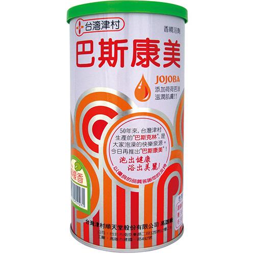 《巴斯康美》香精浴劑-檸檬(750g/瓶)