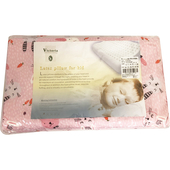 《Victoria》兒童工學型天然乳膠枕(27*44*6cm)