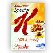 《家樂氏》Special K 蜂蜜燕麥(385g/盒)