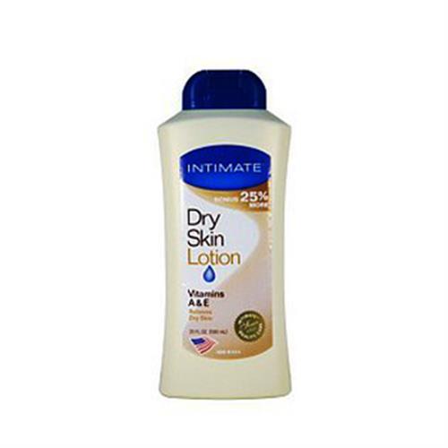 Intimate 保濕潤膚乳液-維他命A+E(473ml/瓶)