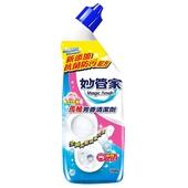 《妙管家》中性浴廁清潔劑-玫瑰香(600cc/瓶)