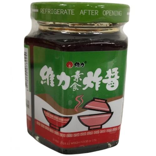維力 炸醬素食罐(175g/瓶)