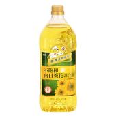 《維義》不飽和向日葵花調和油(1.5L/瓶)