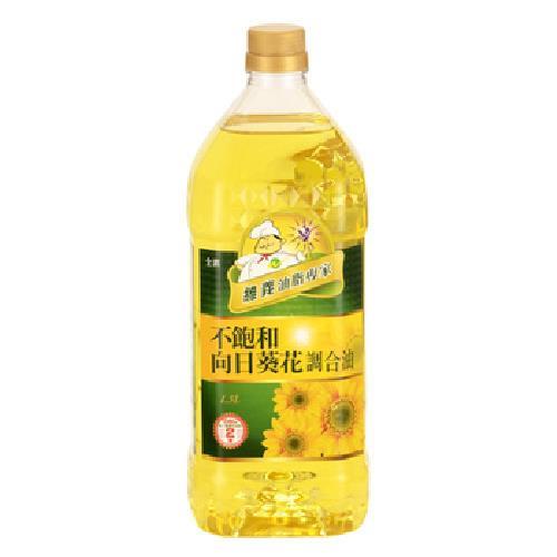 維義 不飽和向日葵花調和油(1.5L/瓶)
