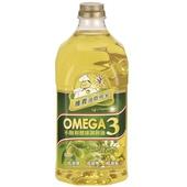 《維義》OMEGA3不飽和健康調和油(2.6L/瓶)