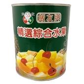 《飯友》精選綜合水果(850g)