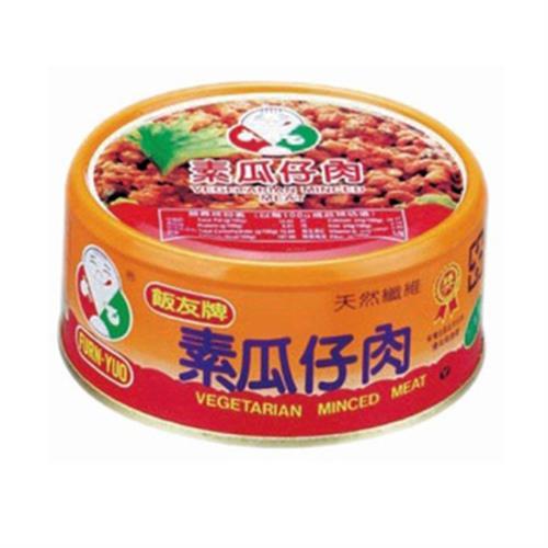 《飯友》素瓜仔肉(150g*3罐/組)