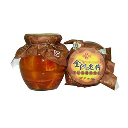 寧記 金門老將麻辣豆腐乳(350g/瓶)