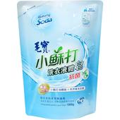 《毛寶》小蘇打液體皂抗菌補充包(1800g/包)