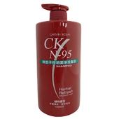 《CKN-95》無患子潔淨洗髮乳(1000ml/瓶)