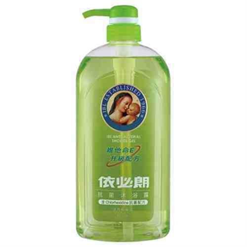 依必朗 抗菌沐浴露-活力梔子花(1000ml/瓶)