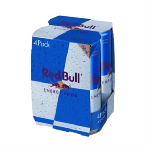 紅牛 能量飲料(250ml*4入/組)