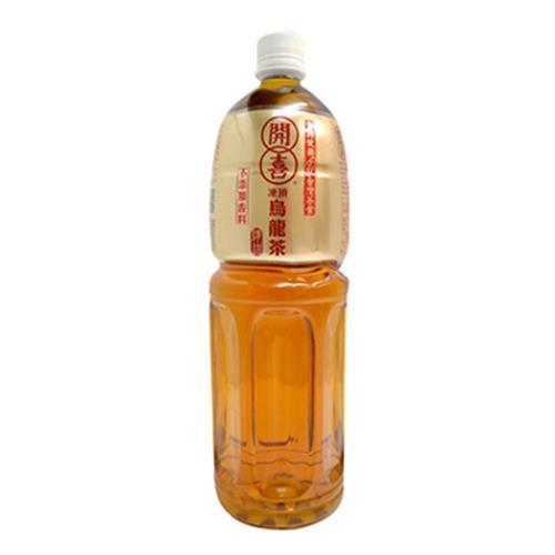 開喜 凍頂烏龍茶低糖(1500ml/瓶)