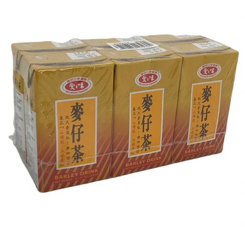 愛之味 麥仔茶(250ml*6包/ 組)