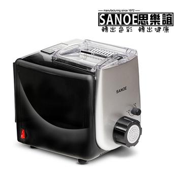 思樂誼SANOE 廚藝寶媽媽樂智能麵條機 N-51(黑色)