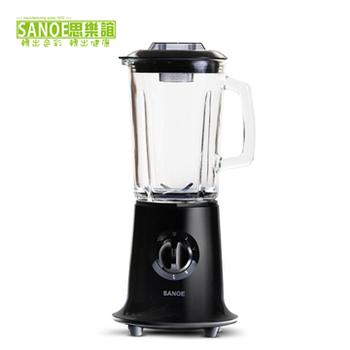 思樂誼SANOE 超活氧冰沙樂果汁機-B51(黑色)