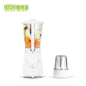 《思樂誼SANOE》生機健康果汁機(附研磨杯)-B22(白色)