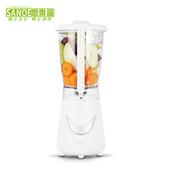 《思樂誼SANOE》生機健康果汁機-B21(白色)