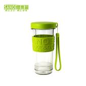 《思樂誼SANOE》七彩繽紛隨身杯-GO CUP(綠色)