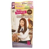 《卡樂芙》優質染髮霜 可可棕(A劑50g+B劑50g/盒)