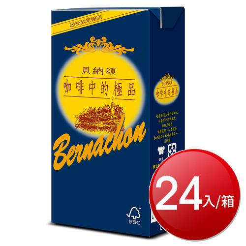 味全 貝納頌咖啡(375ml*24包/箱)