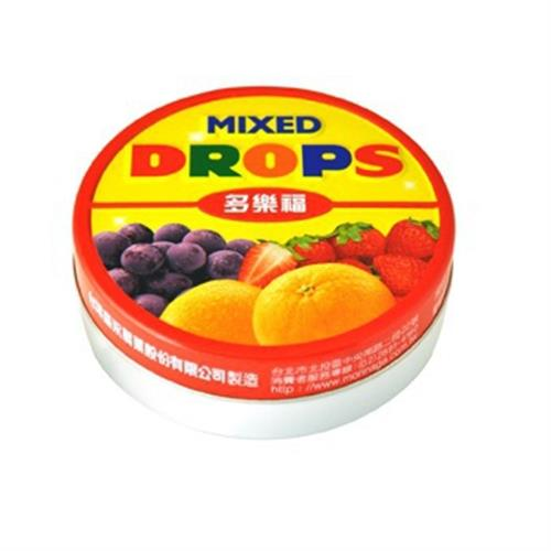 森永 多樂福小圓罐(45g/罐)