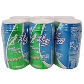 《舒跑》運動飲料(335ml*6罐/組)