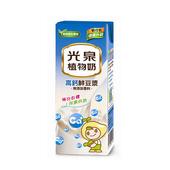 《光泉》高鈣鮮豆漿漿(200ml*24包)
