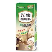 《光泉》薏仁糙米漿(200ml*6包 /組)