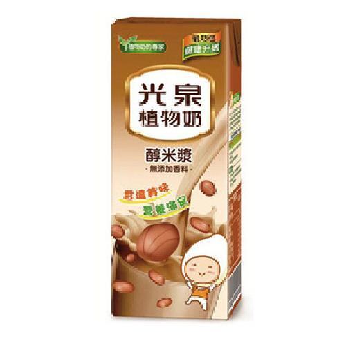 光泉 醇米漿(200ml*6包)