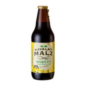 《噶瑪蘭》黑麥汁-檸檬風味(330ml*6瓶/組)