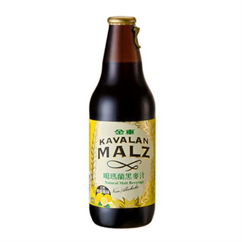 噶瑪蘭 黑麥汁-檸檬風味(330ml*6瓶/組)
