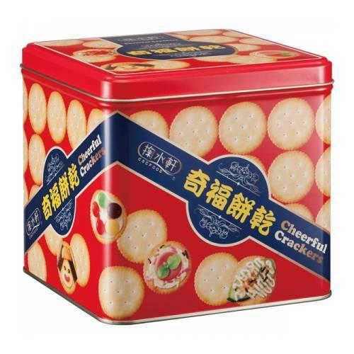 掬水軒 奇福方罐(860g/罐)