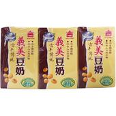 《義美》研磨豆奶(250ml*6包/組)
