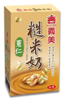 義美 薏仁糙米奶(250ml*6包/組)