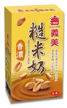義美 糙米奶(250ml*6包/組)