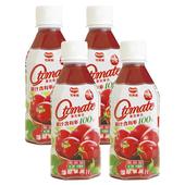 《可果美》Otomate100%蕃茄檸檬汁(280ml*4瓶/組)
