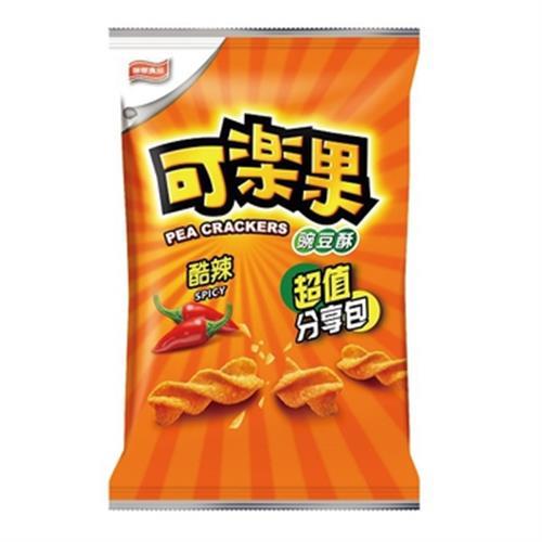 聯華 可樂果酷辣(240g/包)