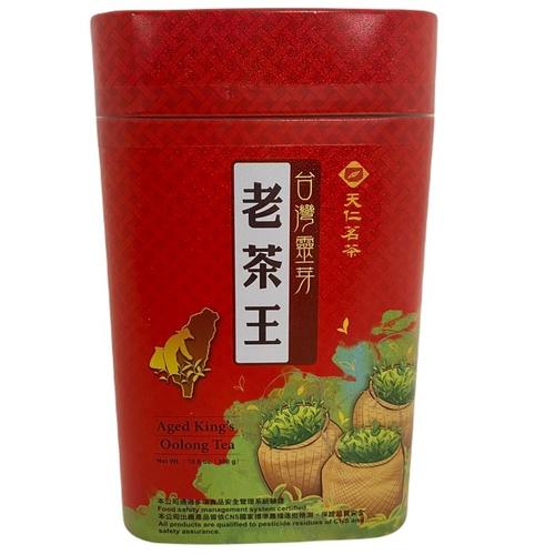 天仁 台灣靈芽-老茶王(300g/罐)